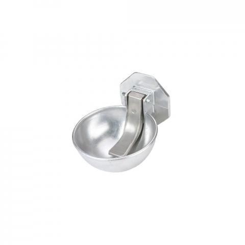 Poidło aluminiowe na cisnienie grawitacyjne srebrne