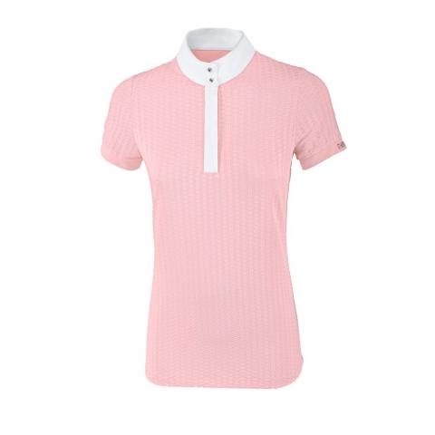 Koszulka konkursowa Pikeur Nadja pink, różowa
