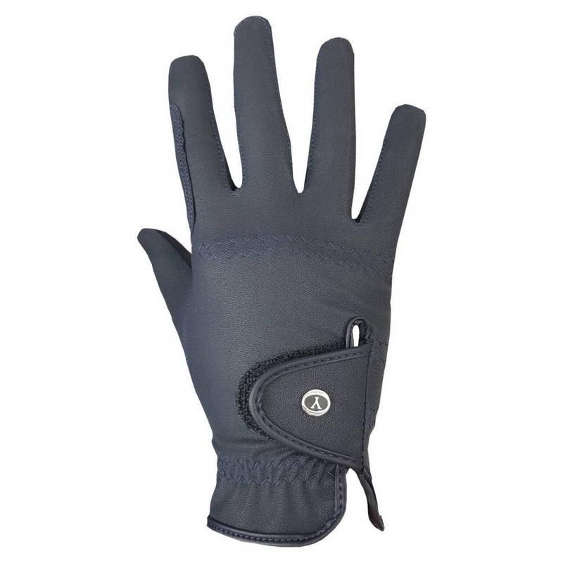 Rękawiczki York Monti granatowe