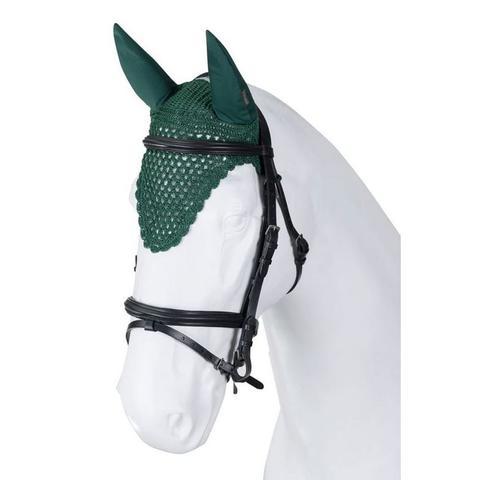 Nauszniki Torpol Lux materiałowe zielone
