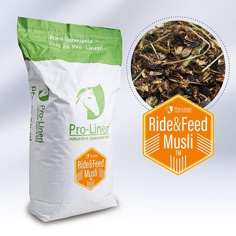Musli Ride&Feed Pro-Linen