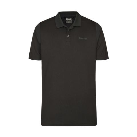 Koszulka męska Eskadron Reflexx Polo Black, czarna 2021