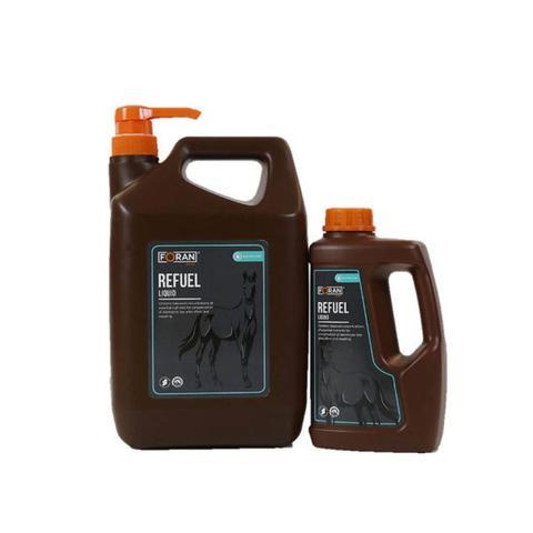Elektrolity w syropie Foran Refuel Liquid