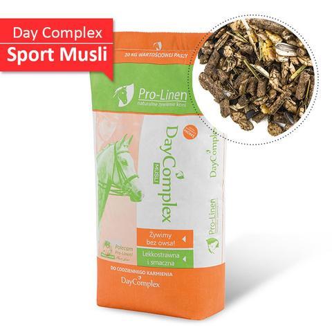 Musli Day Complex Sport Pro-Linen