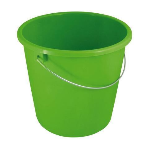 Wiadro plastikowe York zielone
