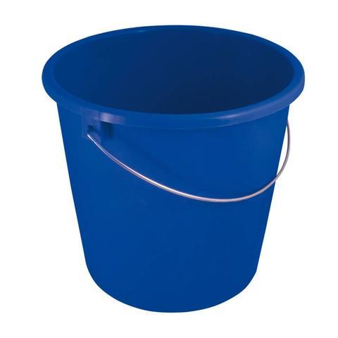 Wiadro plastikowe York niebieskie