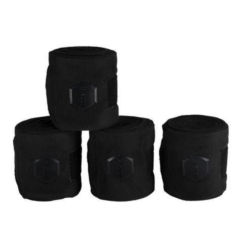 Bandaże polarowe Eskadron Reflexx Black, czarne 2021