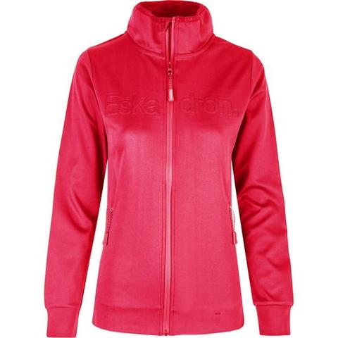 Bluza damska Eskadron Reflexx Zip-Hoodie Pink, różowa 2021