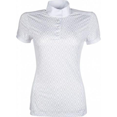 Koszulka konkursowa HKM Della Sera Competition biała