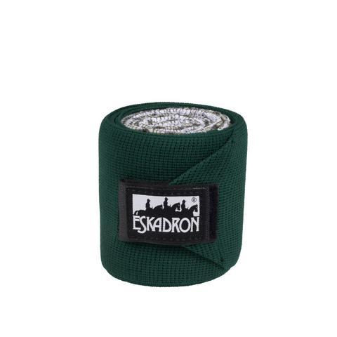 Bandaże elastyczne Eskadron Basic Climatex Darkgreen, zielone