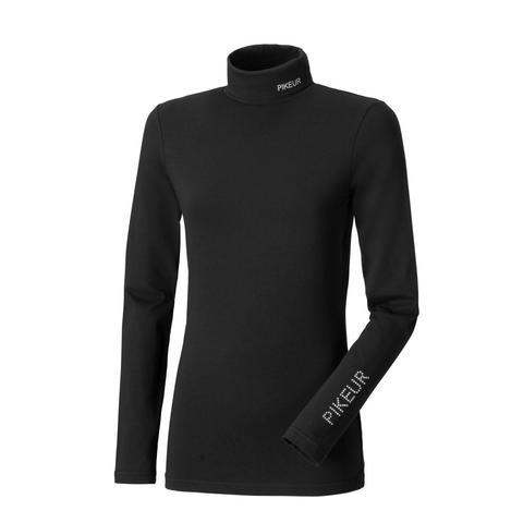 Golf damski Pikeur Sina Roll Black, czarny 2021