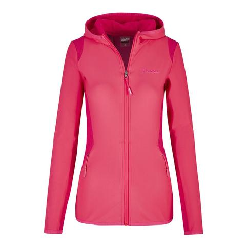 Bluza rozpinana Eskadron Reflexx Zip-Hood Pink, różowy 2021