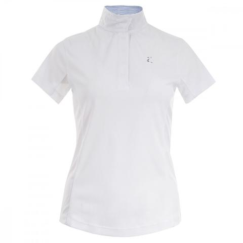 Koszulka konkursowa Horze Blaire biała