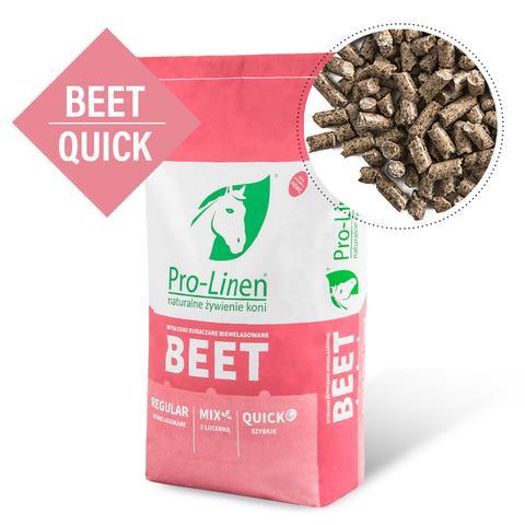 Wysłodki buraczane szybkie Beet Quick Pro-Linen