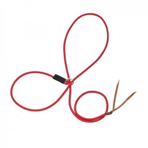 Kantar sznurkowy Busse Funktion 3w1 (kantar-uwiąz-smycz) czerwony