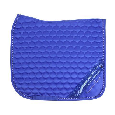 Czaprak QHP Victoria Blue niebieski