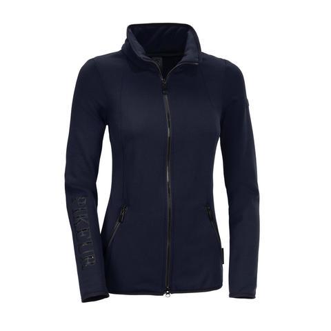 Bluza polarowa damska Niara Dark Navy, granatowa 2021