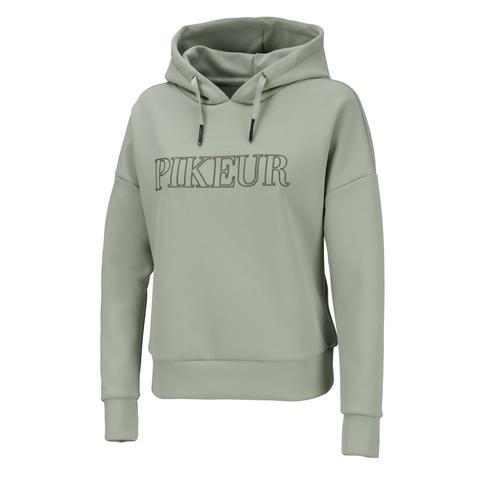 Bluza z kapurem Pikeur MIE Steel Grey, szara 2021