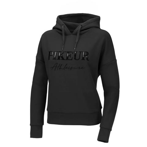 Bluza z kapurem Pikeur MIE Black, czarna 2021