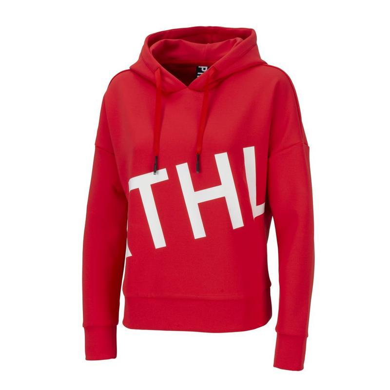 Bluza z kapurem Pikeur MIE Scarlet, czerwona 2021