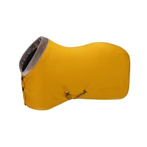 Derka Eskadron Classic Sports Softshell Dark Vintage Gold, żółty 2021