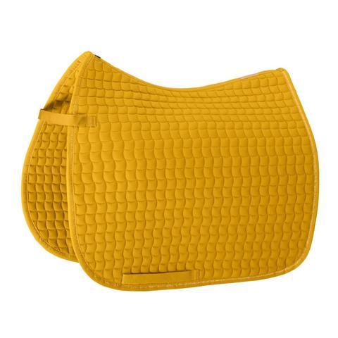 Czaprak Eskadron Classic Sports Cotton Vintage Gold, żółty 2021