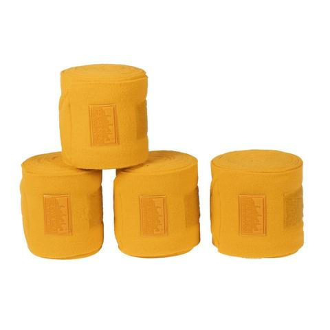 Bandaże polarowe Eskadron Classic Sports Vintage Gold, żółte 2021