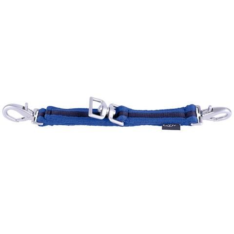 Mostek do lonżowania QHP Splash granatowo-niebieski