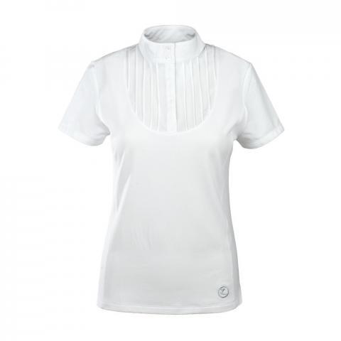 Bluzka konkursowa Horze biała