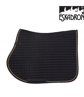 Czaprak Eskadron Standard Cotton Gold black, czarny