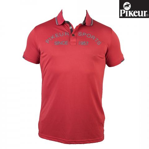 Polo Pikeur Moritz czerwone