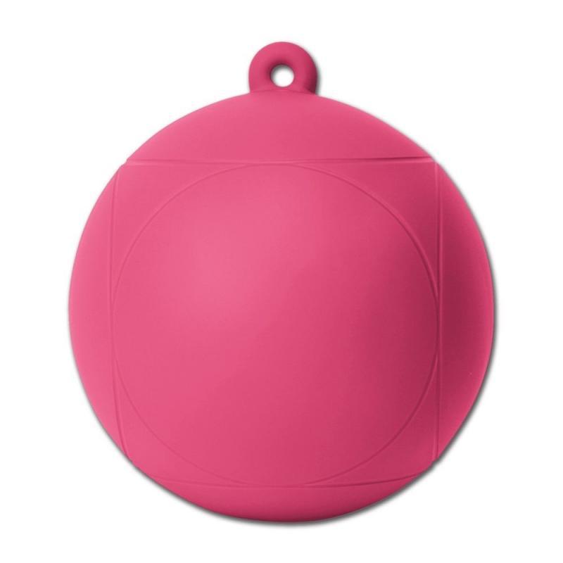 Piłka dla konia różowa
