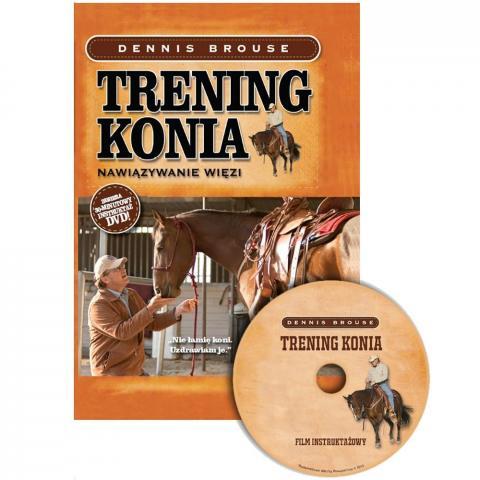 Trening konia + DVD