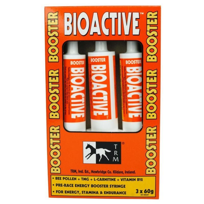 Pasta energetyczna w strzykawce TRM Bioactive Booster