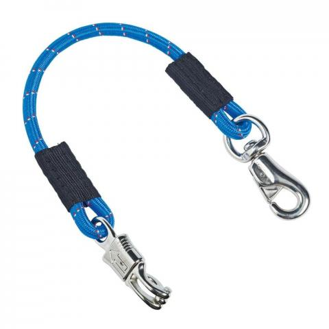 Uwiąz gumowy Busse Elastik niebieski