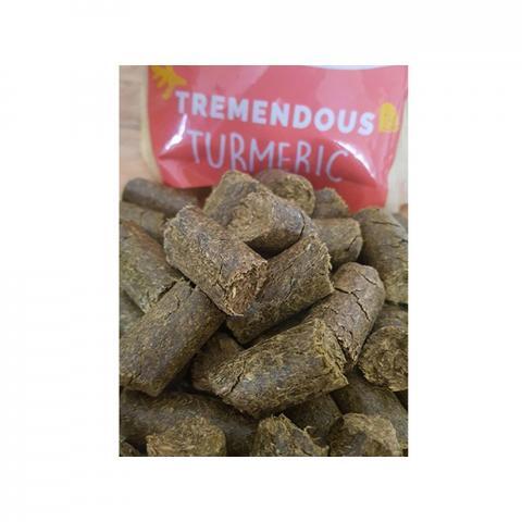 Cukierki Treatsies Tremendous Turmeric kurkumowe