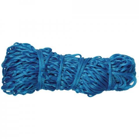 Siatka na siano York z małymi oczkami błękitna