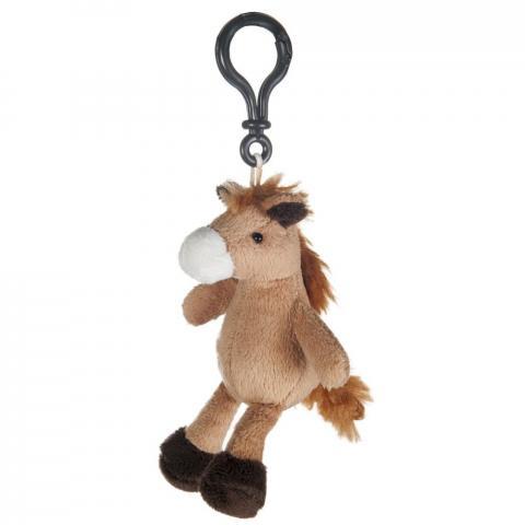 Breloczek HKM maskotka koń Amadeus jasnobrązowy