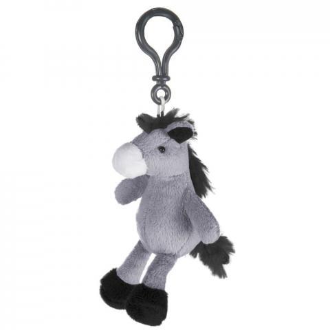 Breloczek HKM maskotka Amadeus koń szary