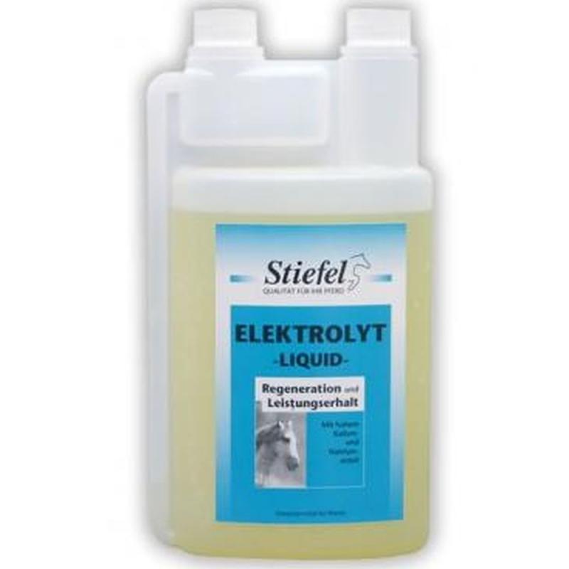 Elektrolity Stiefel Elektrolyt Liquid
