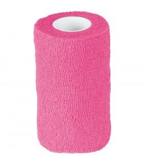 Bandaż samoprzylepny Horze Flex różowy