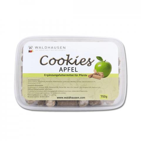 Cukierki Waldhausen pudełko jabłkowe