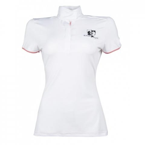 Koszulka HKM turniejowa Black & White biała