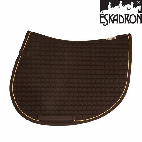 Czaprak Eskadron Basics Cotton Gold black, czarny