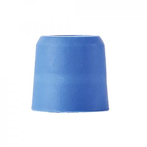 Zaślepki gumowe do podków Busse, niebieskie 40 sztuk