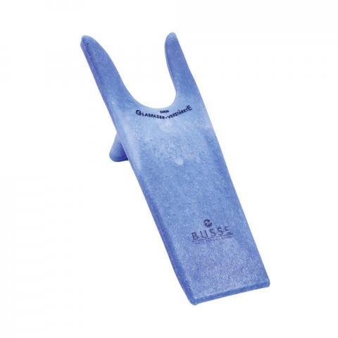 Piesek do butów Busse plastikowy niebieski