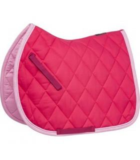 Czaprak Ekkia Equi Theme fuchs/pink, różowy