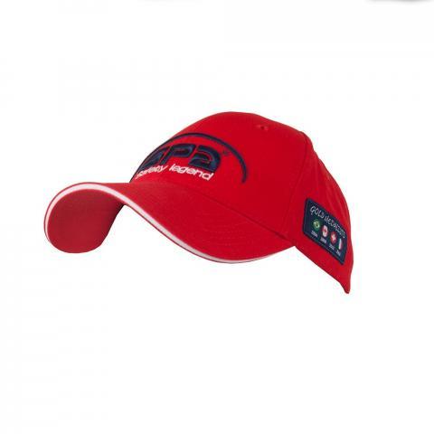 Bejsbolówka GPA czerwona