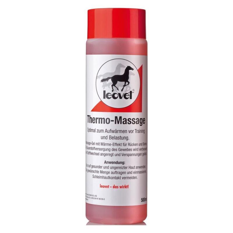 Maść rozgrzewająca Leovet Thermo-Massage
