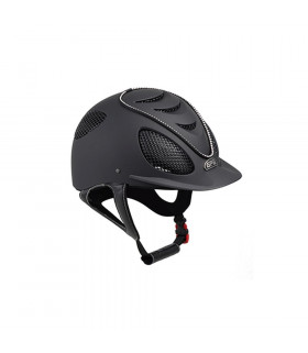 Kask GPA Speed Air Crystal 2x czarny